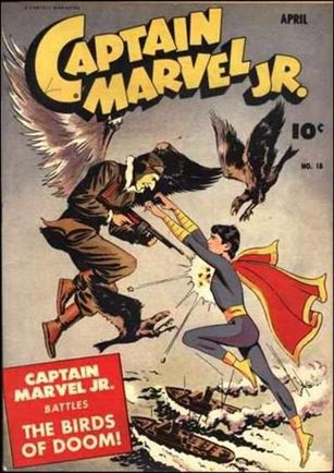 Captain Marvel Jr. 18-A