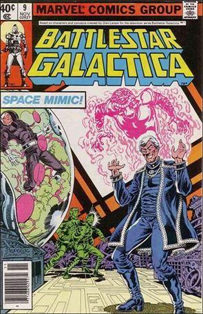 Battlestar Galactica (1979) 9-A