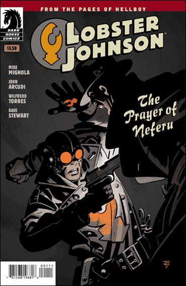 Lobster Johnson: The Prayer of Neferu nn-A by Dark Horse