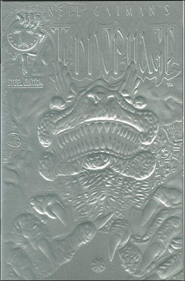 Neil Gaiman's Teknophage 1-B by Tekno•Comix
