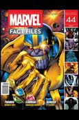 Marvel Fact Files 44-A