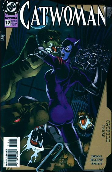 Catwoman (1993) 17-A by DC