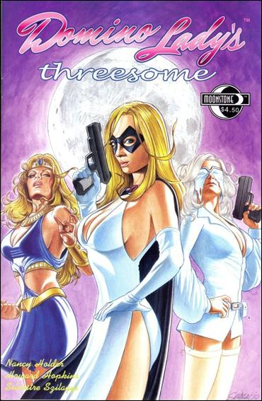 Domino Lady's Threesome 1-A by Moonstone