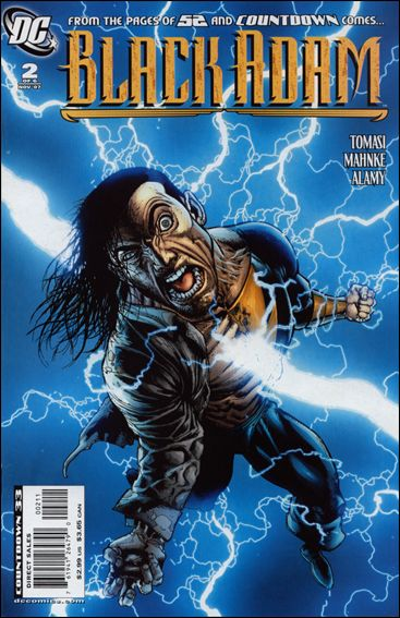 Black Adam: The Dark Age 2-A by DC