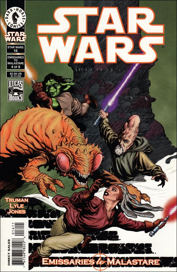 Star Wars/Star Wars Republic 16-A by Dark Horse