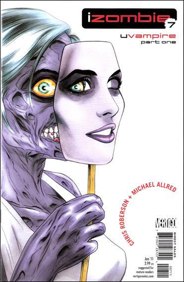 iZOMBIE 7-A by Vertigo