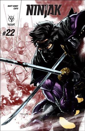 Ninjak (2015) 22-A