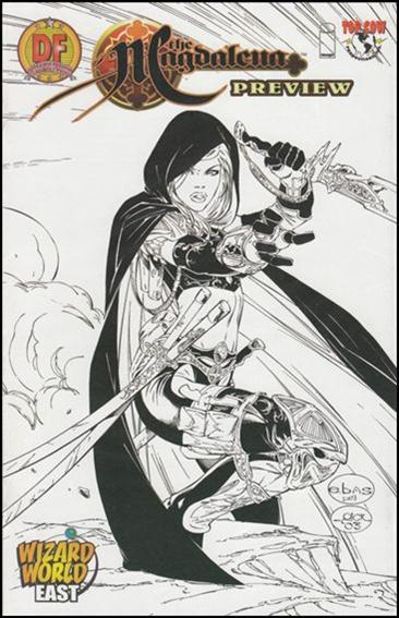Magdalena (2003) Preview-B by Top Cow