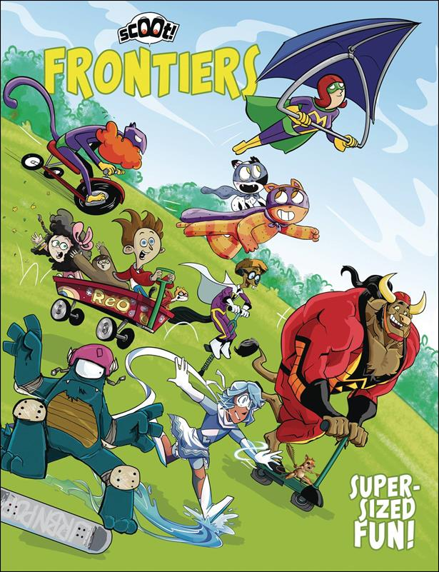 Scoot! Frontiers 1-A by Scoot!