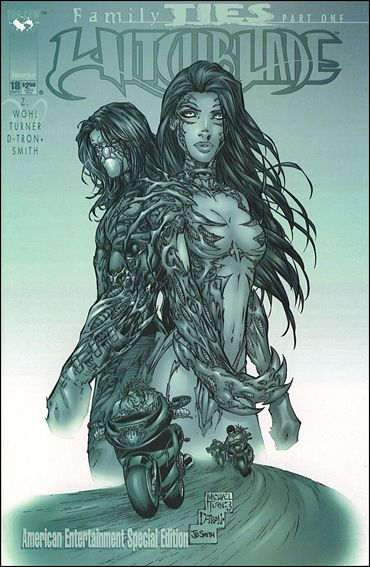 Witchblade 18-D by Top Cow
