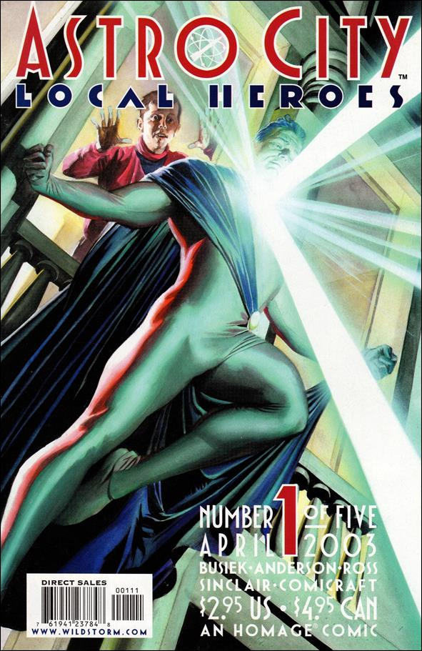 Astro City: Local Heroes 1-A by Homage Comics