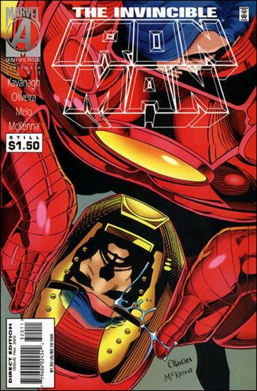 Iron Man (1968) 320-A by Marvel