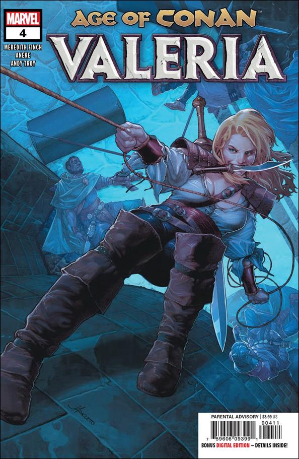 Age of Conan: Valeria 4-A by Marvel