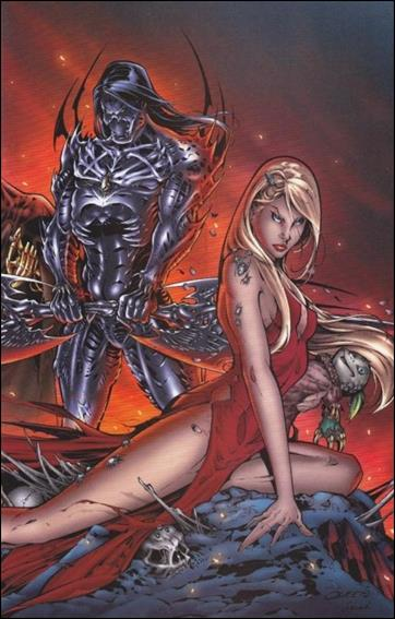 Darkness/Darkchylde: Kingdom Pain 1-B by Top Cow