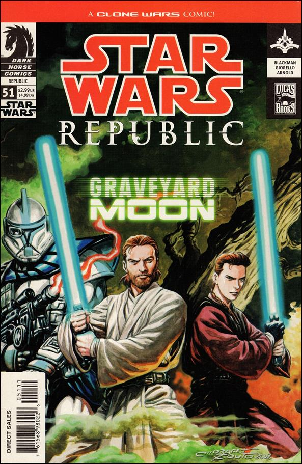 Star Wars/Star Wars Republic 51-A by Dark Horse