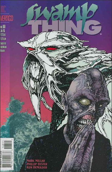 Swamp Thing (1986) 168-A by Vertigo
