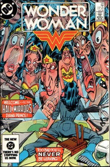 Wonder Woman (1942) 315-A by DC