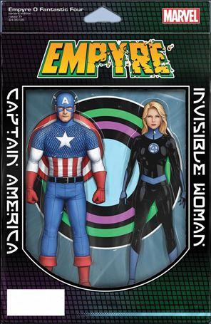 Empyre: Fantastic Four 0-B