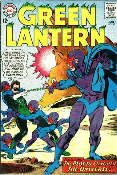 Green Lantern (1960) 37-A by DC