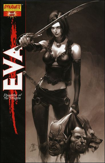 Eva: Daughter of the Dragon One-Shot 1-C by Dynamite Entertainment