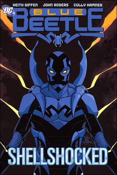Blue Beetle 1-A by DC