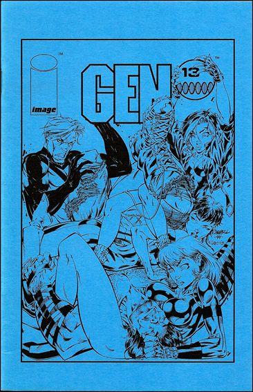 Gen13 (1994) 0-B by Image