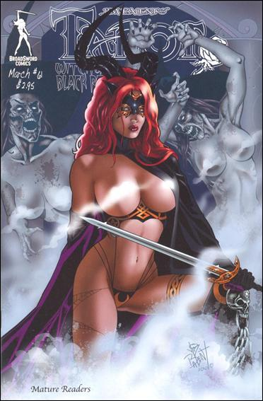 Tarot: Witch of the Black Rose 61-B by BroadSword Comics