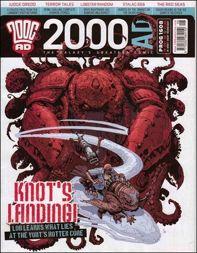 2000 A.D. (UK) 1608-A by Rebellion