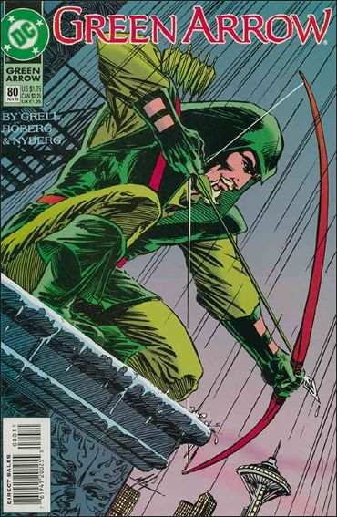 Green Arrow (1988) 80-A by DC
