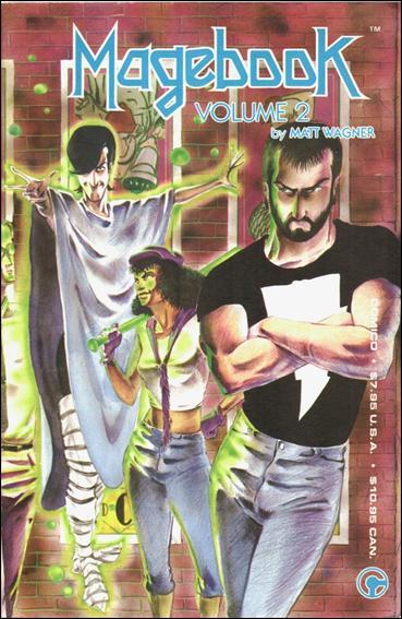Magebook 2-A by Comico