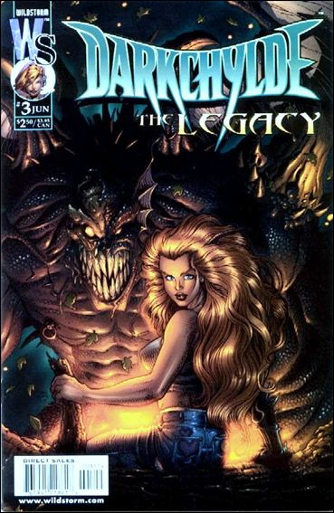 Darkchylde: The Legacy 3-B by WildStorm