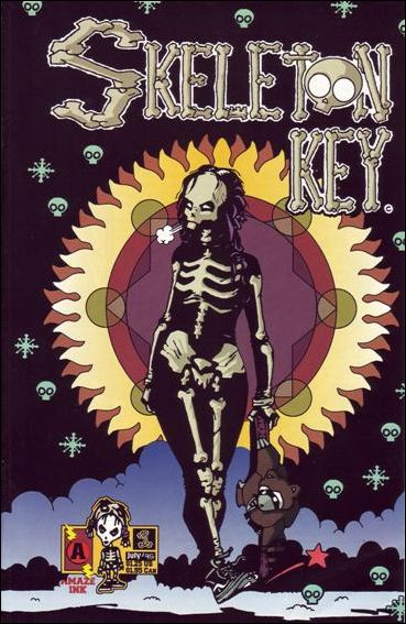 Skeleton Key (1995) 1-A by Amaze Ink