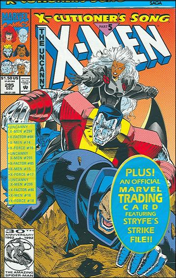 Uncanny X-Men (1981) 295-A by Marvel
