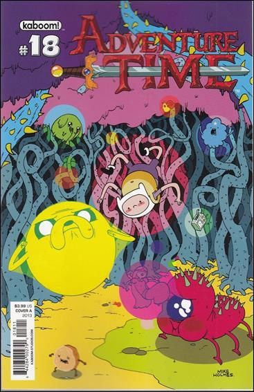 Adventure Time 18-A by Kaboom!