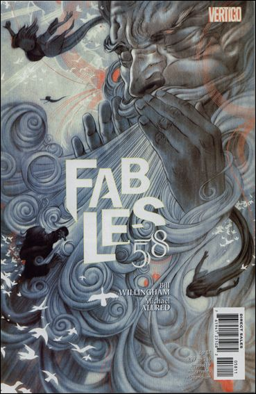 Fables 58-A by Vertigo