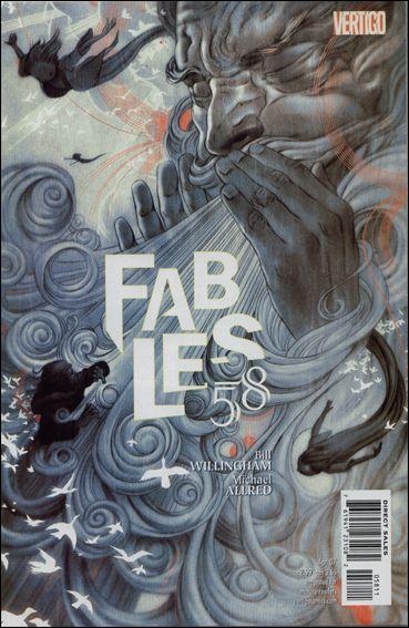 Fables 58-A by Vertigo