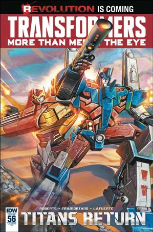 Transformers: More Than Meets the Eye (2012) 56-C