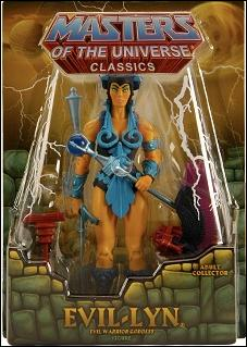 Masters of the Universe Classics Evil-Lyn (Re-Issue) by Mattel