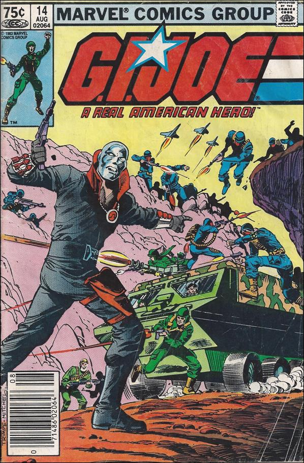 G.I. Joe: A Real American Hero 14-B by IDW