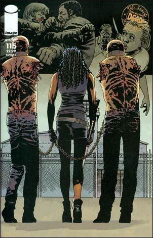 Walking Dead (2003) 115-C by Skybound Entertainment
