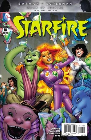 Starfire (2015) 10-A