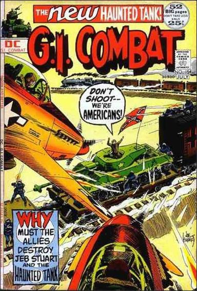 G.I. Combat (1952) 154-A by DC