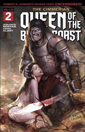 Cimmerian: Queen of the Black Coast 2-D