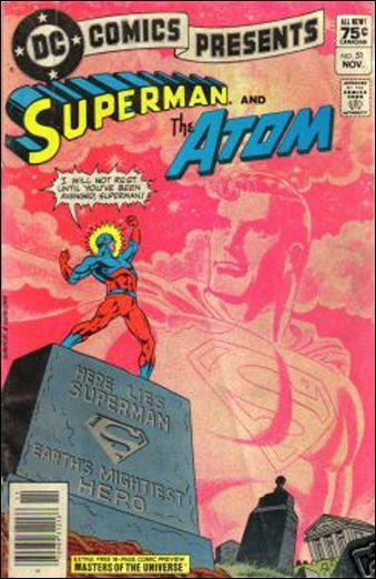 DC Comics Presents 51-B by DC
