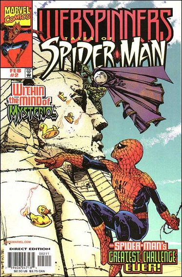 Webspinners: Tales of Spider-Man 2-A by Marvel