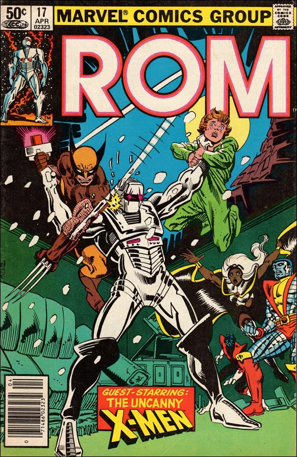 ROM 17-A by Marvel