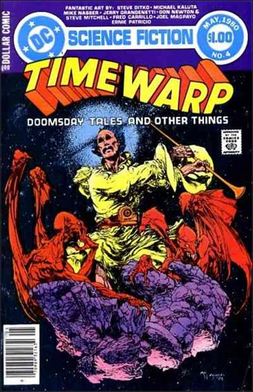 Time Warp (1979) 4-A by DC