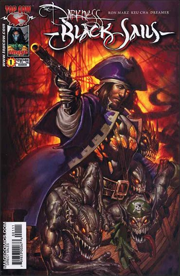 Darkness Black Sails 1-A by Top Cow