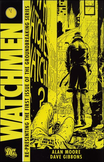 Watchmen 1-B by DC
