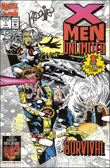 X-Men Unlimited (1993) 1-C by Marvel
